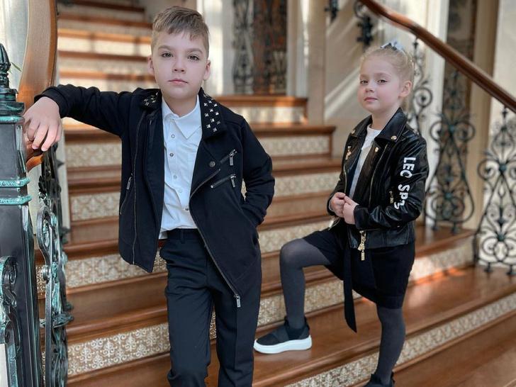 Лиза и Гарри Галкины, дети Пугачевой и Галкина, Галкин, инстаграм, фото, последние новости 2021