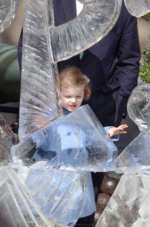 Фото №26 - Принц Жак и принцесса Габриэлла: четвертый год в фотографиях