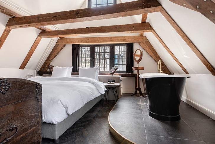 Фото №11 - Отель The Craftsmen в Амстердаме