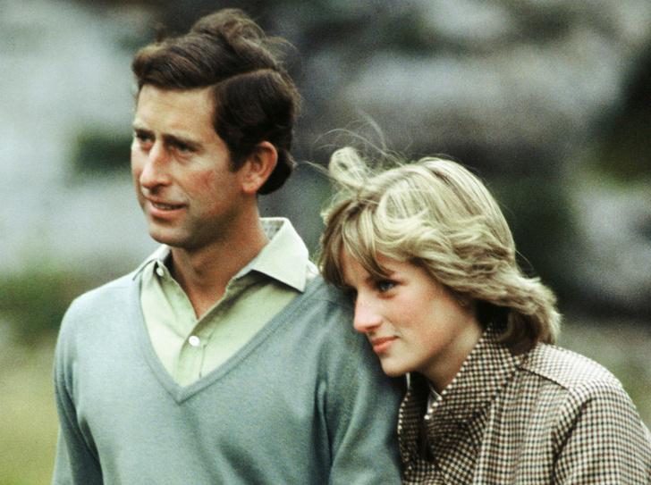 Фото №1 - Простая стратегия: как Диана убедила Чарльза, что идеально подходит на роль принцессы