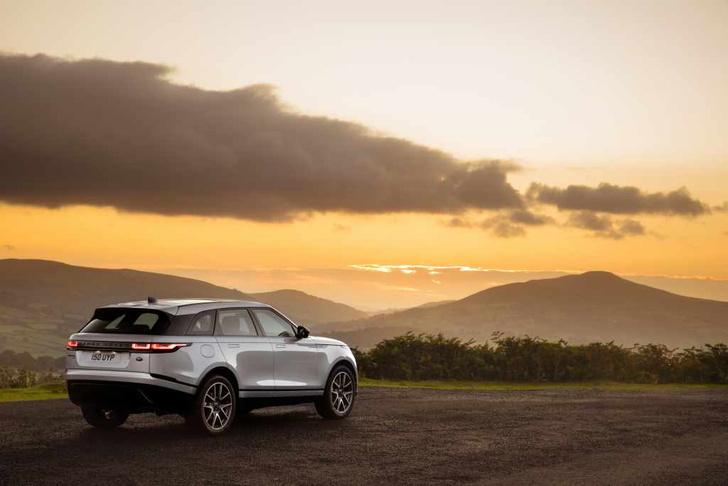 Фото №6 - Range Rover Velar — скрытая угроза