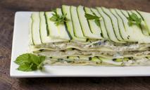 Рецепт лазаньи из кабачков с фаршем