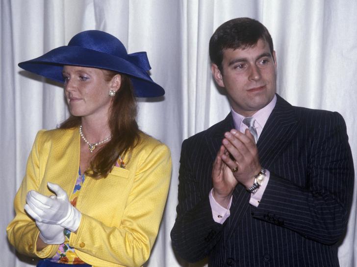 Фото №2 - Дважды в одну реку: могут ли принц Эндрю и Сара Фергюсон снова пожениться