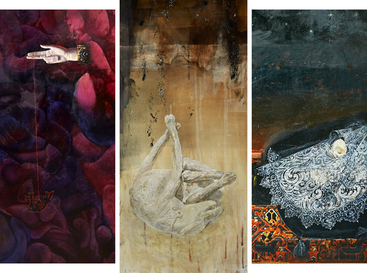 Фото №1 - 3 картины Александра Купаляна, которые заставляют задуматься о главном