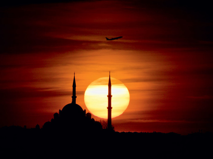 Фото №1 - Стамбул: центр мироздания