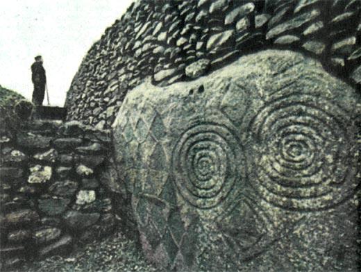 Фото №1 - Чей автограф на камне?
