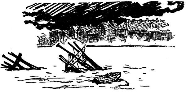 Фото №1 - Корабль начиненный смертью