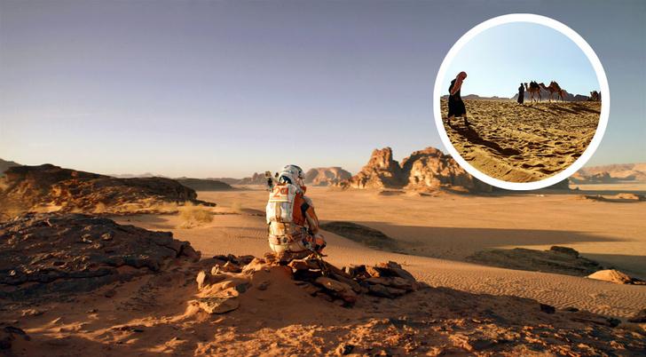 Фото №1 - Как в кино: 9 реальных мест для нереальных сцен