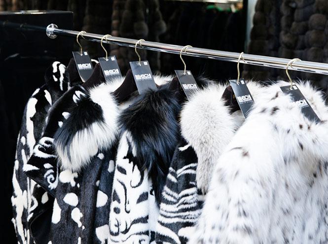 Фото №3 - Холодное лето: меховой бренд Braschi представил новую коллекцию в Москве