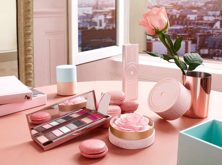 Фото №2 - Взорви Instagram: пудра-роза и еще 9 хитов весенней коллекции макияжа от Lancôme