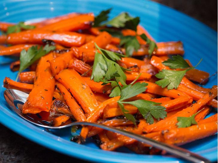 Фото №3 - Рецепты осени: глазированная морковь от Джейми Оливера