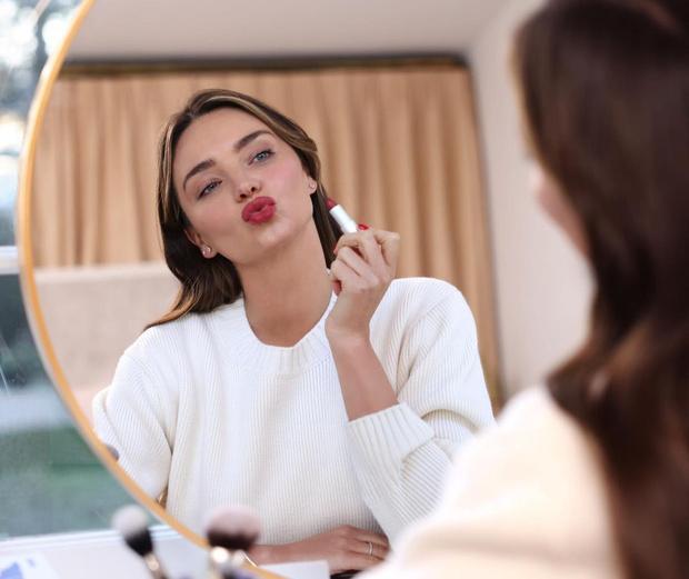 Фото №3 - +4 бьюти-новинки от Миранды Керр для весеннего макияжа