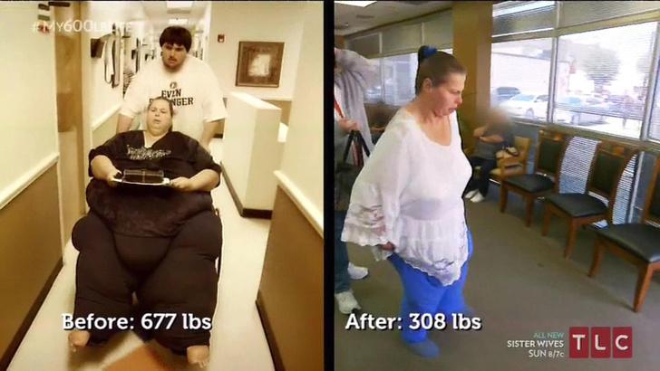 Фото №2 - От 150 кг и больше: самые толстые в мире женщины, сумевшие родить