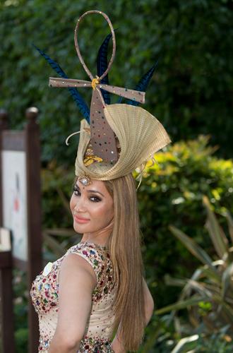 Фото №19 - Чья шляпа лучше: герцогиня Кембриджская и другие на Royal Ascot 2017
