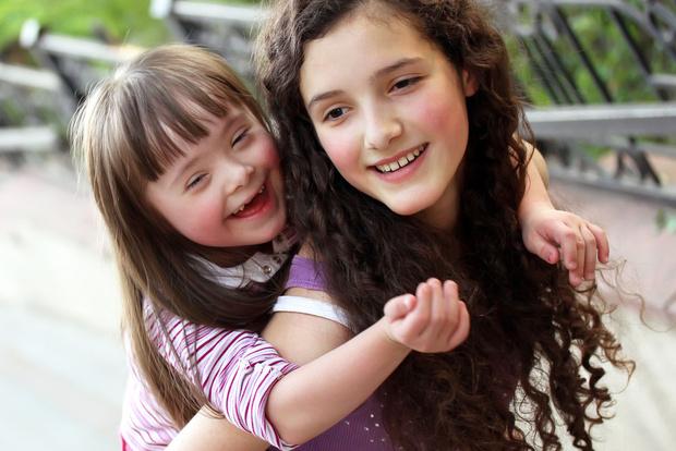 Фото №1 - Уроки толерантности для ребенка