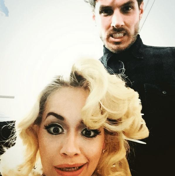 Фото №22 - Звездный Instagram: Укладки знаменитостей