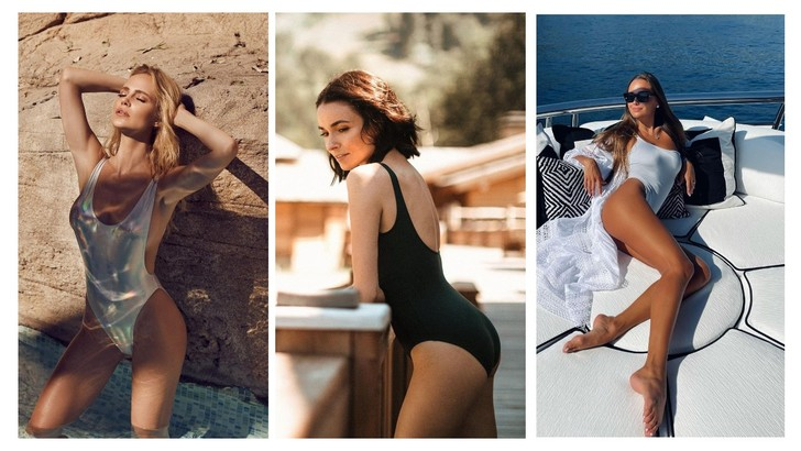 Фото №1 - Вестник «100 самых сексуальных женщин страны»: Настя Каменских отдается солнцу, Полина Максимова танцует в бикини