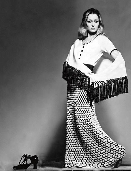 Фото №1 - Татьяна Михалкова и другие звезды, начинавшие с карьеры модели