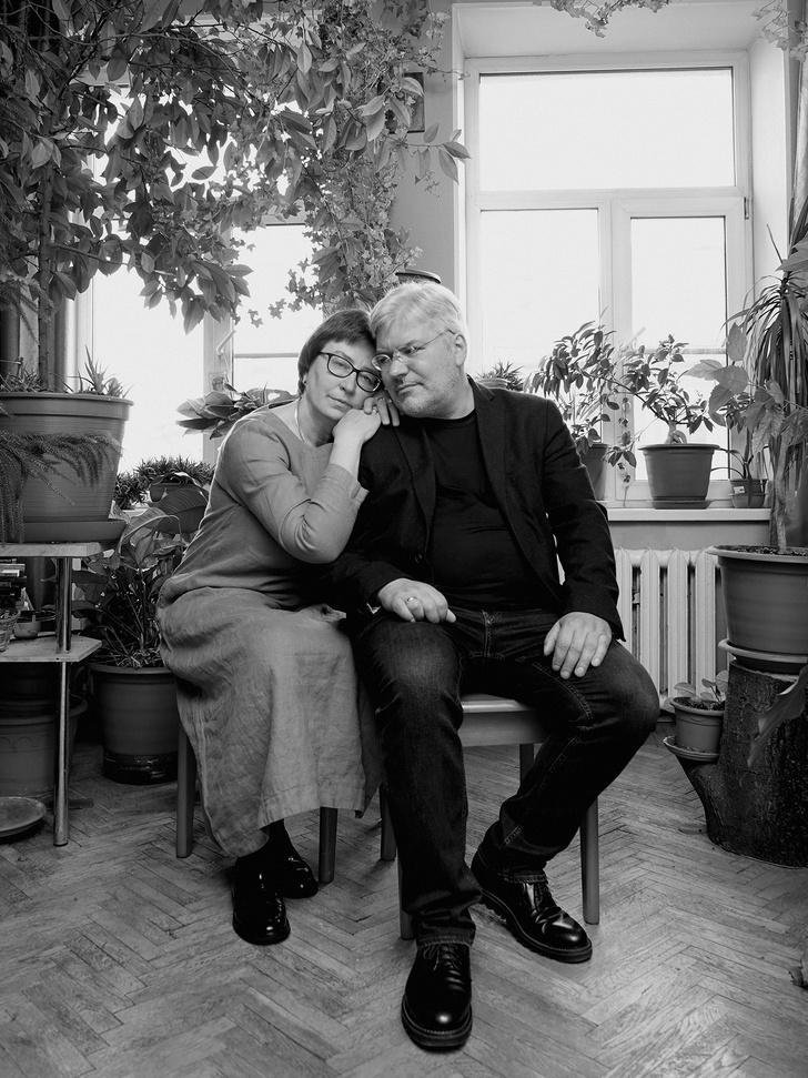 Фото №1 - Eвгений & Tатьяна: больше 30 лет вместе