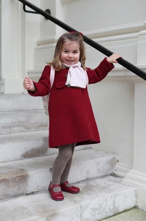 Фото №3 - Юные бунтари: принц Джордж и принцесса Шарлотта уже не соблюдают протокол