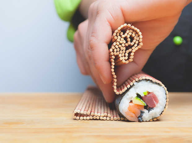 Фото №2 - Азия микс: три рецепта популярных роллов