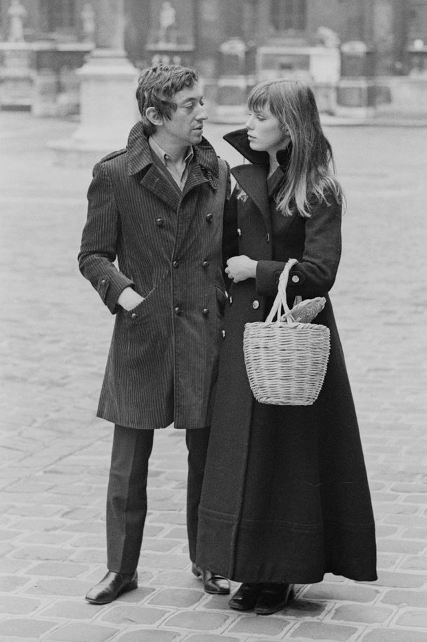 Фото №1 - Серж Генсбур и Джейн Биркин— самая стильная пара своего поколения. И вот почему