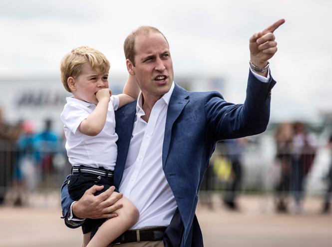 Фото №4 - День рождения принца Джорджа: самые трогательные подарки