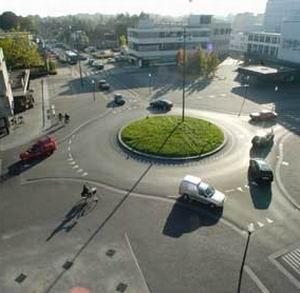 Фото №1 - С улиц германских городов исчезнут светофоры