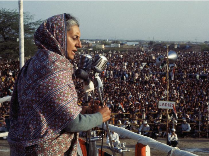 Фото №3 - Женщина тысячелетия: трагедии и победы Индиры Ганди – «железной леди» Индии