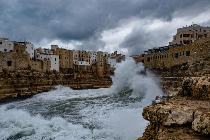 Фото №1 - Живописный шторм