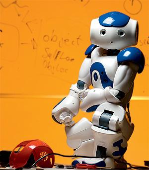 Фото №4 - 5 причин, по которым роботы не могут заменить человека