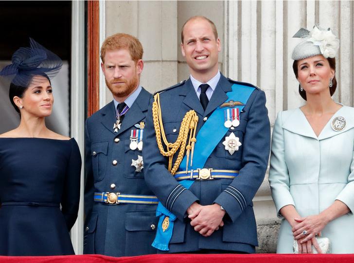 Фото №2 - Не просто ссора: почему конфликт Уильяма и Гарри может стать фатальным для британской монархии