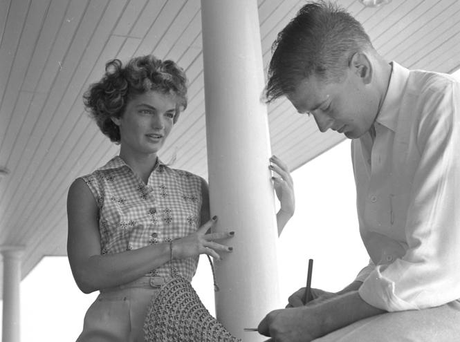 Фото №5 - Отличница Джеки Кеннеди: любовь и трагедия самой известной Первой леди США