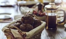 Шоколадные кексики для худеющих
