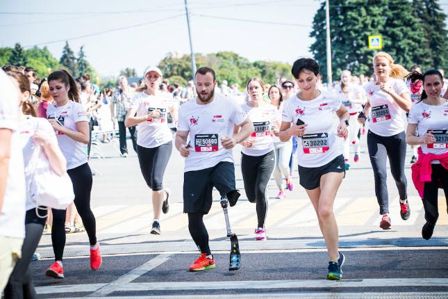 Фото №4 - Редакция Marie Claire примет участие в благотворительном Зеленом марафоне