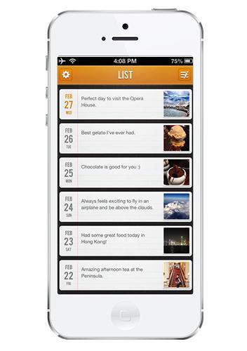 Gratitude Journal 365 приложение