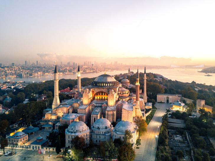 Фото №2 - Чарующий Стамбул: 12 вещей, которые нужно сделать в вечном городе