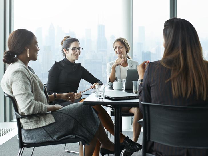 Фото №2 - Команда мечты: 5 преимуществ женского коллектива перед мужским