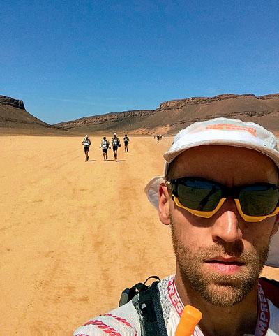Фото №2 - След на песке