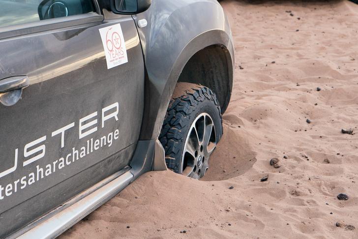 Фото №11 - Renault Duster: до Сахары подбросишь?