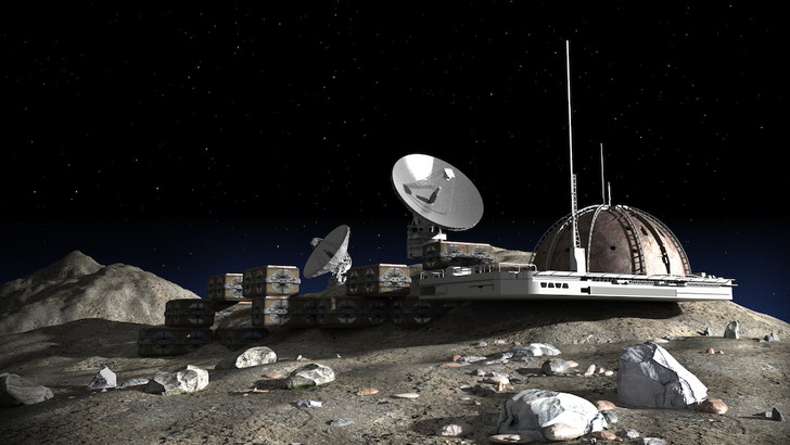 Фото №3 - До Луны и обратно: к вопросу о колонизации спутника Земли