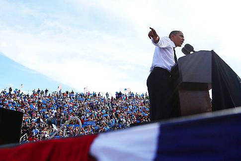 Фото №1 - Кто станет президентом США?