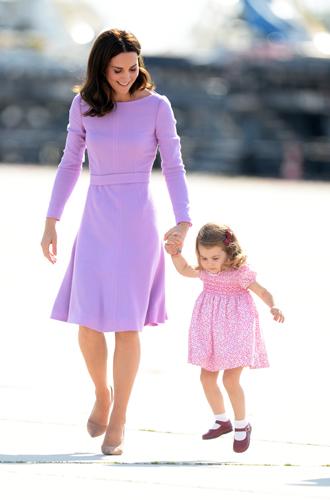 Фото №35 - Принцесса Шарлотта Кембриджская: третий год в фотографиях