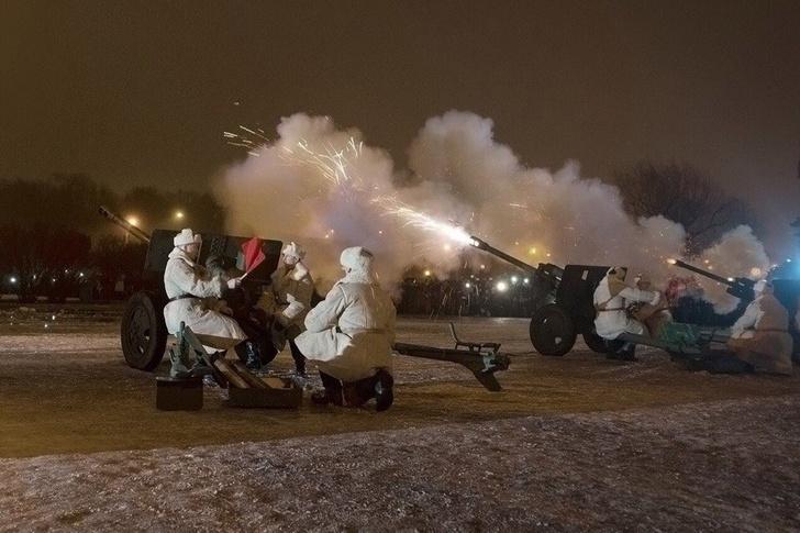 Фото №4 - Непокоренный: как Петербург отметит 75-летие снятия блокады