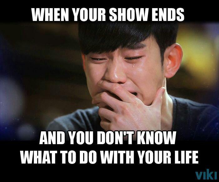 Фото №3 - 25 угарных мемов, которые поймут только фанаты корейских дорам