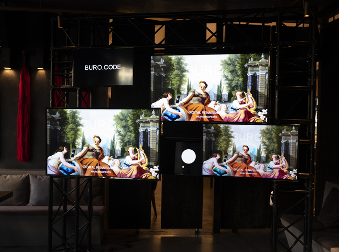 Фото №1 - BURO. запускает креативное маркетинговое агентство BURO.CODE