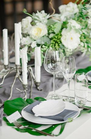 Фото №5 - Свадебный сезон 2017: модные палитры и детали, которые сделают свадьбу по-настоящему стильной