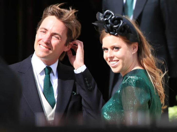 Фото №4 - Принцесса Беатрис впервые вышла в свет с женихом после объявления о помолвке