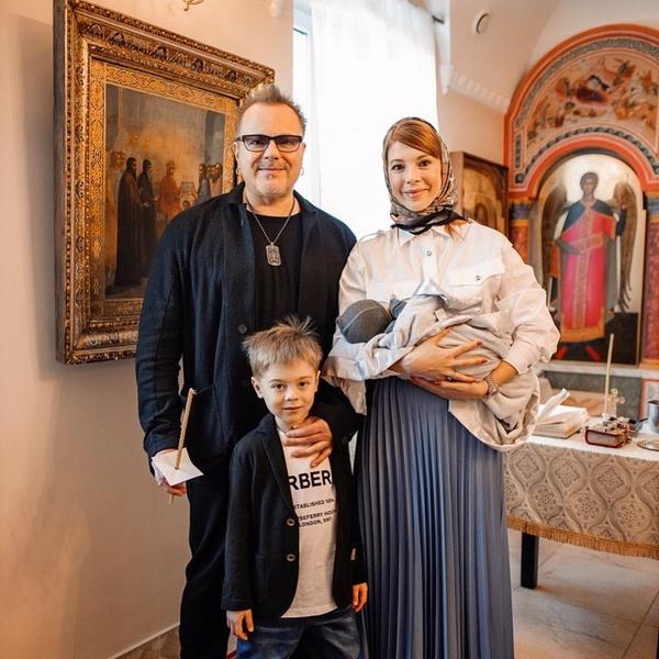 Фото №2 - Подольская показала, на кого похож ее сын, но подписчики не согласились