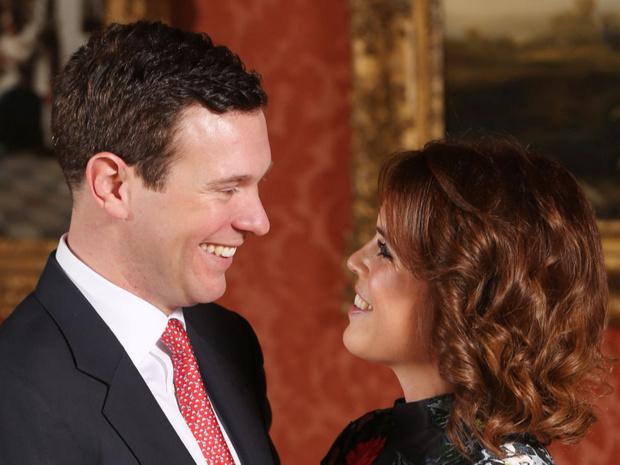 Фото №1 - Начало любви: как и где принцесса Евгения познакомилась с будущим мужем